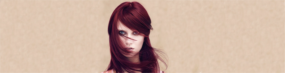 Color Correction In New Orleans, Redhead Banner Image - Salon Du Beau Monde