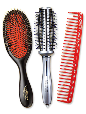 Are You Using The Right Hair Brush For Your Hair Type