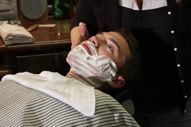 Newest ideas in men 39 s grooming trends salon du beau monde for A beau monde salon